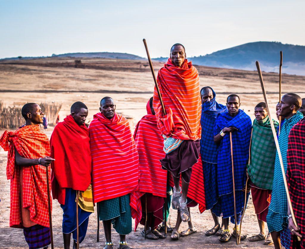 Africa Third World Travel